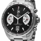Tag Heuer Carrera Chronograph Black watch