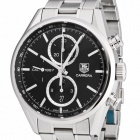 Poze ceas Tag Heuer Carrera Chronograph Steel Black