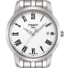 Ceas Tissot Classic Dream Gent Steel White