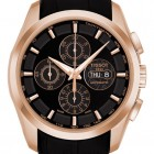 ceas Tissot Couturier Automatic Chrono 7750 Rose