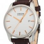 Poze ceas Union Glashutte Viro Date Steel