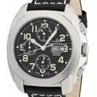 Poze ceas Zeno Watch Basel Carre OS Steel Black