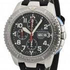 Poze ceas Zeno Watch Basel Hercules Chronograph Steel Black