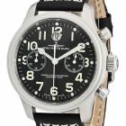 Poze ceas Zeno Watch Basel NC Pilot Steel Black 2
