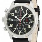 Poze ceas Zeno Watch Basel NC Pilot Steel Black