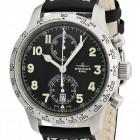 Poze ceas Zeno Watch Basel Tachymeter Pilot Steel Black
