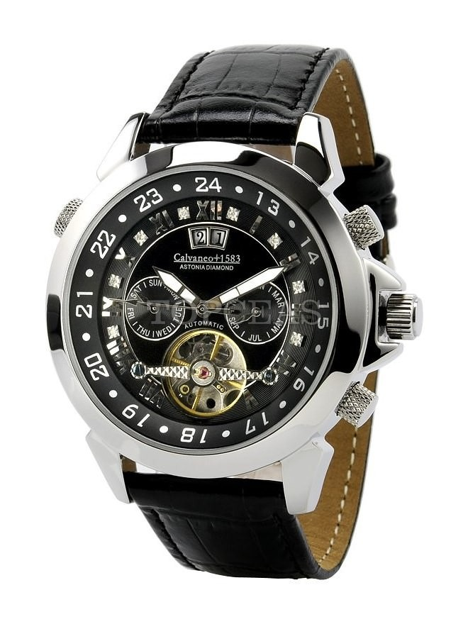 Calvaneo 1583 Astonia Diamond Black