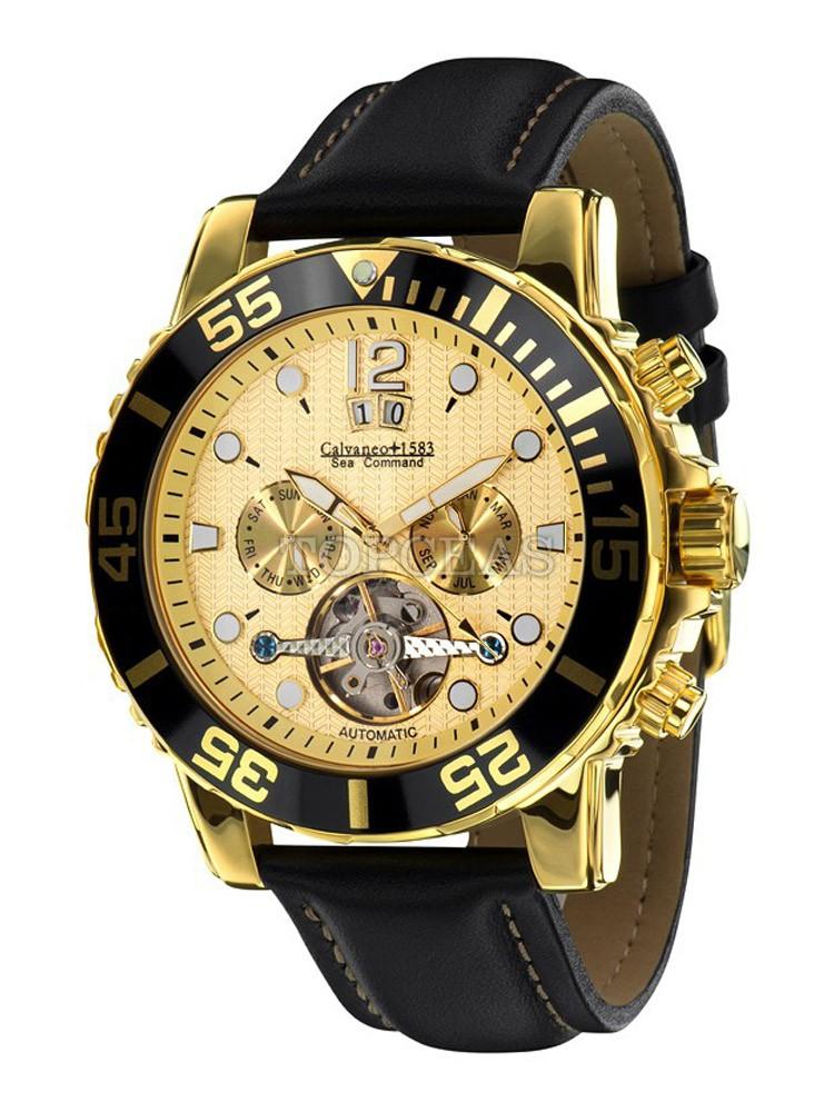 Calvaneo 1583 Sea Command Gold