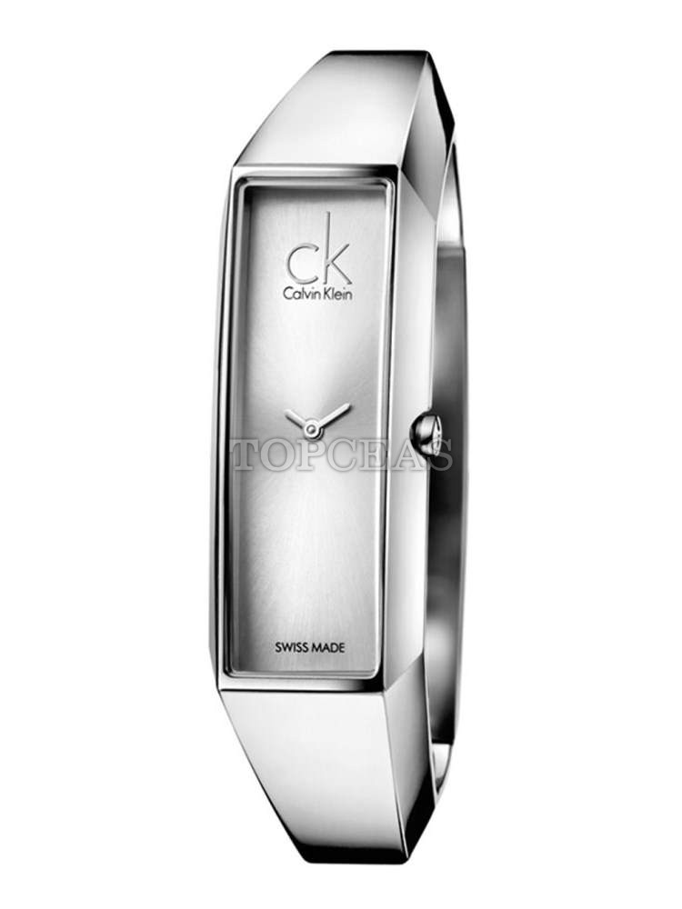 Calvin Klein Section Lady Steel Silver