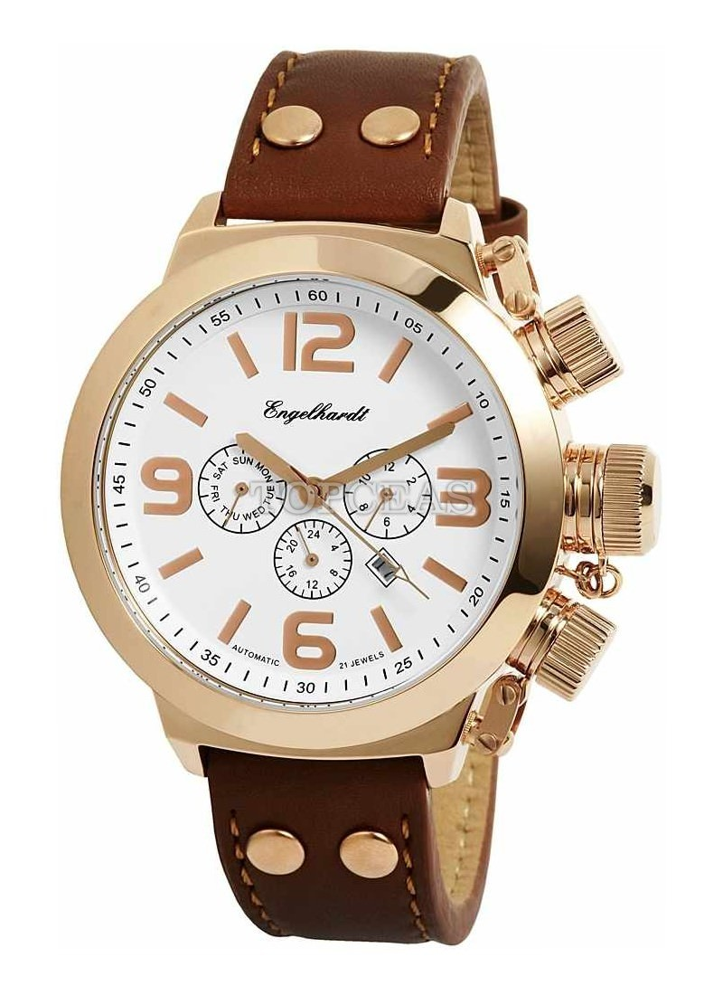 Engelhardt Solomon Rose Gold White