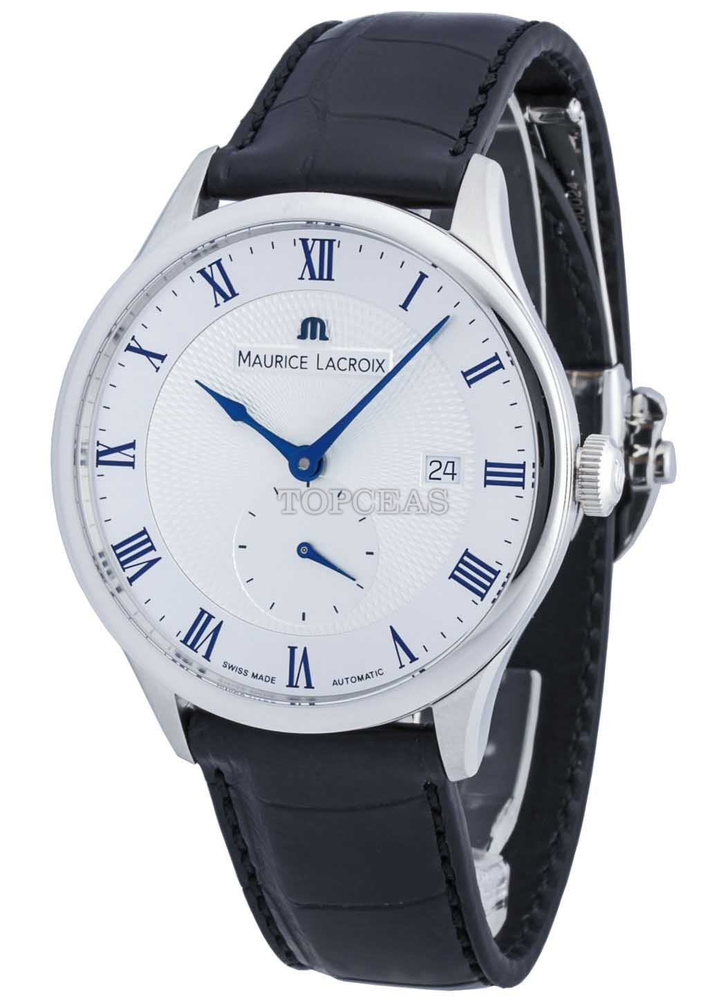 Mp6907 110 Lacroix Small Seconde Masterpiece Mp6907ss0011101 Maurice Ss001 Ceas DIYH9WbeE2