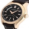 Ceas Armand Nicolet M02 Day-Date Gold Black - poza #3