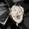 Ceas Calvaneo 1583 Astonia 5 Rose Gold White - poza #3
