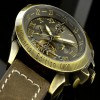 Ceas Calvaneo 1583 Astonia Apocalypse Limited Bronze - poza #3