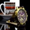 Ceas Calvaneo 1583 Astonia Gold Violet - poza #2