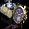 Ceas Calvaneo 1583 Astonia Gold Violet - poza #3