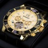 Ceas Calvaneo 1583 Sea Command Gold - poza #5
