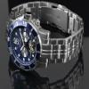 Ceas Calvaneo 1583 Sea Command Steel Blue - poza #2