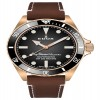 Ceas Edox SkyDiver Military Bronze Limited Edition Automatic 80115 BRZN NDR - poza #2