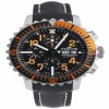 Ceas Fortis Aquatis Marinemaster Chronograph Orange 671.19.49 L.01 - poza #2