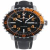Ceas Fortis Aquatis Marinemaster DayDate Orange 670.19.49 L.01 - poza #2
