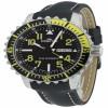 Ceas Fortis Aquatis Marinemaster DayDate Yellow 670.24.14 L.01 - poza #2