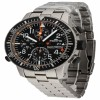 Ceas Fortis Cosmonauts Titanium Alarm Chronograph Limited Edition COSC 660.27.11 M - poza #1