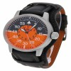 Ceas Fortis Flieger Cockpit Orange 654.10.13 L.01 Limited Edition - poza #2