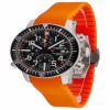 Ceas Fortis Marinemaster Alarm Chronograph Limited Edition COSC 639.10.41 Si.20 - poza #1