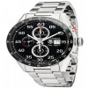 Ceas Tag Heuer Carrera Automatic Steel Black 6 - poza #1