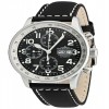Ceas Zeno Watch Basel XL Pilot Steel Black - poza #1