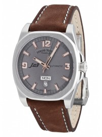 Poze Ceas barbatesc Armand Nicolet J09 Day-Date Automatic 9650AGSP865MR2
