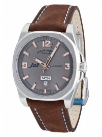Poze Ceas barbatesc Armand Nicolet J09 Day-Date Automatic 9650AGSP865MZ2