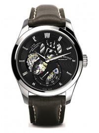 Poze Ceas barbatesc Armand Nicolet L16 Small Seconds Limited Edition Mechanical A132AAANRP140NR2