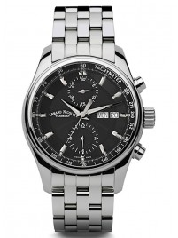 Poze Ceas barbatesc Armand Nicolet MH2 Chronograph Date Wochentag Automatic A647ANRMA2640A