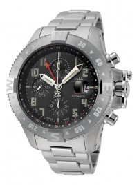 Poze Ceas barbatesc Ball Engineer Hydrocarbon Spacemaster Chronograph GMT II Automatic DC3036CSAJBK