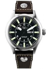 Poze Ceas barbatesc Ball Engineer Master II Aviator NM1080CL13BK
