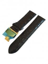 Poze Curea de piele Calvaneo 1583 Curea 22mm Black Special