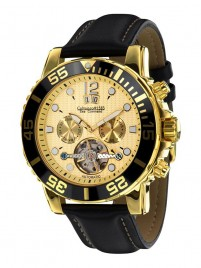 Poze Ceas barbatesc Calvaneo 1583 Sea Command Gold