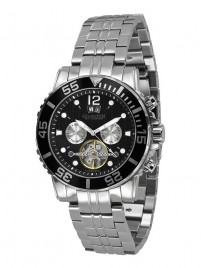 Poze Ceas barbatesc Calvaneo 1583 Sea Command Steel Black