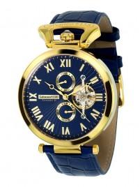 Poza ceas Calvaneo 1583 Venedi II Gold Blue