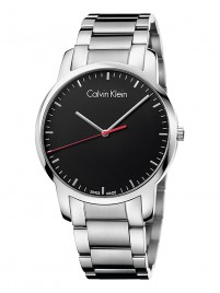 Poze Calvin Klein City Gent Steel Black