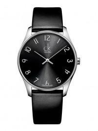 Poze Ceas barbatesc/unisex Calvin Klein Classic Steel Black 2