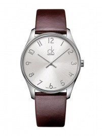 Poze Ceas barbatesc/unisex Calvin Klein Classic Steel Silver