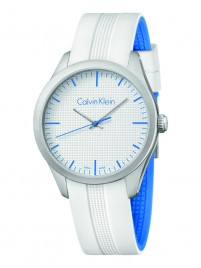 Poze Calvin Klein Color Gent Steel White