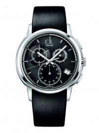Poze Ceas Calvin Klein Drive Chrono Steel Black