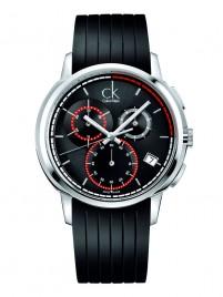 Poze Ceas Calvin Klein Drive Chrono Steel Black 2