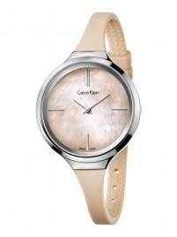 Poza ceas Calvin Klein Lively Steel Beige