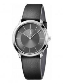 Poze Ceas de dama Calvin Klein Minimal Lady Steel Grey