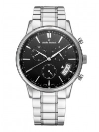 Poze Ceas barbatesc Claude Bernard Classic Chronograph Date Quarz 01002 3M2 NIN